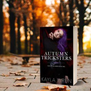 Kayla Wren Autumn Tricksters
